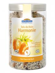 Biofloral Cosmétique Sels de Bain Harmonie Bio 320 g - Pot 320 g