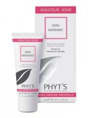 Phyt's Douceur Jour Soin Matifiant Bio 40 g - Tube 40 g