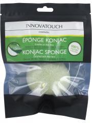 Innovatouch Éponge Konjac Enrichie en Aloe Vera - Blister 1 éponge