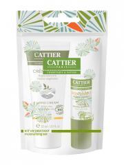 Cattier Kit Hydratant Bio - Sachet 2 produits