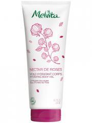 Melvita Nectar de Roses Voile Hydratant Corps Bio 200 ml - Tube 200 ml