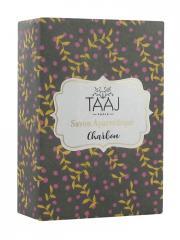 Taaj Savon Ayurvédique Charbon 100 g - Pain 100 g