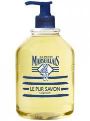 Le Petit Marseillais Le Pur Savon Liquide 500 ml - Flacon-Pompe 500 ml