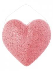 Lady Green Éponge Konjac Rose - Sachet 1 éponge