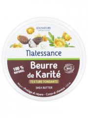 Natessance Beurre de Karité Bio 100 g - Pot 100 g