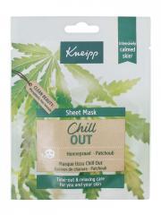 Kneipp Masque Tissu Chill Out 18 ml - Sachet 1 masque de 18 ml