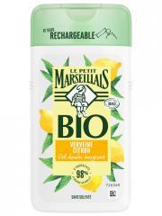 Le Petit Marseillais Gel Douche Énergisant Verveine Citron Bio 250 ml - Flacon 250 ml