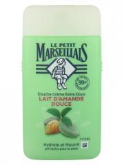 Le Petit Marseillais Douche Crème Extra Doux Lait d'Amande Douce 250 ml - Flacon 250 ml