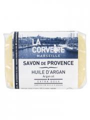La Corvette Savon de Provence Huile d'Argan 100 g - Pain 100 g