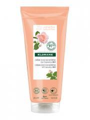 Klorane Crème Douche Nutritive au Cupuaçu Bio Lait de Rose 200 ml - Tube 200 ml