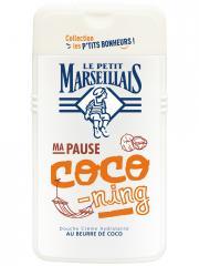 Le Petit Marseillais Douche Crème Hydratante à l'Huile de Coco 250 ml - Flacon 250 ml