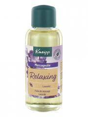 Kneipp Huile de Massage Lavande 100 ml - Flacon 100 ml