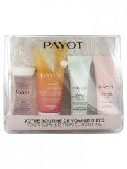 Payot Trousse Votre Routine de Voyage d'Été - Trousse 4 produits