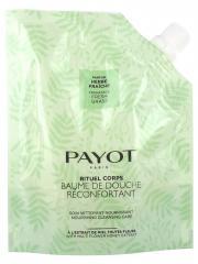 Payot Rituel Corps Baume de Douche Réconfortant Herbe Fraîche 100 ml - Gourde 100 ml
