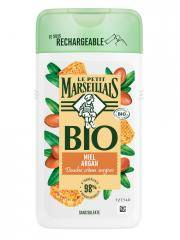 Le Petit Marseillais Douche Crème Surgras Miel Argan Bio 250 ml - Flacon 250 ml