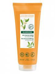 Klorane Gel Douche Nutritif au Cupuaçu Bio Fleur d'Oranger 200 ml - Tube 200 ml