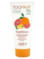 Toofruit Kapidoux Pâte Coiffante Bio 100 g - Tube 100 g