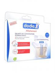 Dodie Sachet de Conservation 20 Sachets - Boîte 20 sachets de 270 ml