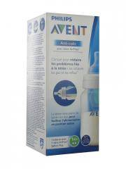 Avent Anti-Colic Valve AirFree Biberon 260 ml 1 Mois et + - Boîte 1 biberon de 260 ml