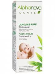 Alphanova Santé Lanoline Pure Allaitement 40 ml - Tube 40 ml