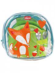 Chicco First Backpack Sac à Dos Repas 18 Mois et +