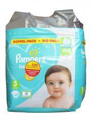 Pampers Baby-Dry 60 Couches-Culottes Taille 5 (11-16 kg) - Paquet 60 couches-culottes