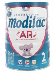 Modilac Expert Anti-Régurgitations 2 de 6 à 36 Mois 800 g - Boîte 800 g