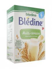 Blédina Blédine Multi Céréales dès 6 Mois 400 g - Boîte 400 g