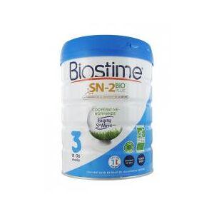 Biostime SN-2 Bio Plus 3ème Âge de 10 à 36 Mois 800 g - Pot 800 g - Publicité