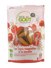 Good Goût Mini-Baguettes à la Tomate Dès 10 Mois Bio 70 g - Sachet 70 g