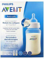 Avent Anti-Colic Biberon 330 ml 3 Mois et + Lot de 2 - Lot 2 biberons