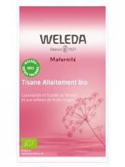 Weleda Maternité Tisane Allaitement Arômes Fruits Rouges et Framboise Bio 20 Sachets - Boîte 20 sachets
