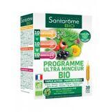 Santarome Bio Programme Ultra Minceur Bio 30 Ampoules - Boîte 30 Ampoules de 10 ml