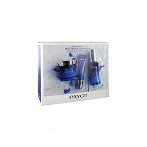 Payot Blue Techni Liss Coffret Lissant Anti-Lumière Bleue - Coffret 3 soins + 1 trousse