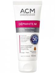 Laboratoire ACM Dépiwhite.M Crème Protectrice Teintée SPF 50+ 40 ml - Tube 40 ml