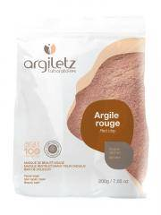 Argiletz Masque & Bain Argile Rouge 200 g - Boîte 200 g