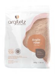 Argiletz Masque & Bain Argile Rose 200 g - Boîte 200 g