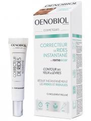 Oenobiol Cosmétiques Correcteur de Rides Instantané by Remescar 8 ml - Tube 8 ml