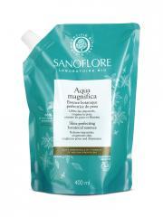 Sanoflore Aqua Magnifica Essence Botanique Perfectrice de Peau Bio Recharge 400 ml - Sachet 400 ml