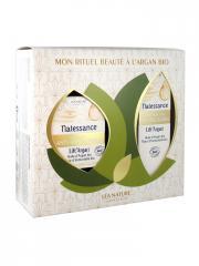 Natessance Lift'Argan Coffret Mon Rituel Beauté à l'Argan Bio - Coffret 2 produits