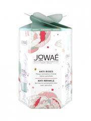Jowaé Coffret Anti-Rides Crème Légère Lissante Anti-Rides 40 ml + Eau de Soin Hydratante 50 ml Offerte - Coffret 2 produits