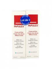 Alliance Papulex Crème Oil-Free Lot de 2 x 40 ml - Lot 2 x 40 ml