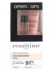 Resultime Crème Redensifiante Rétinol 50 ml + 2 Produits Offerts - Coffret 3 soins