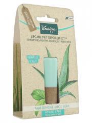 Kneipp Soin Lèvres Hydratant Menthe Aquatique Aloe Vera 4,7 g - Stick 4,7 g
