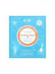 MKL Green Nature Masque Visage Hydratant & Régénérant - Sachet 1 masque