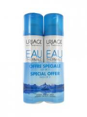 Uriage Eau Thermale d'Uriage Lot de 2 x 300 ml - Lot 2 produits