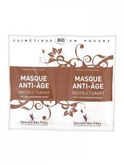 Secrets des Fées Masque Anti-Âge Restructurant 2 x 4,5 g - Sachet 2 x 4,5 g