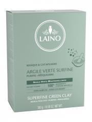Laino Argile Verte Surfine 300 g - Boîte 300 g