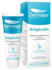 Dermagor Atopicalm Crème Nourrissante Visage 40 ml - Tube 40 ml