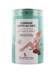 Secrets des Fées Gommage Corps au Café Raffermissant 200 g - Pot 200 g